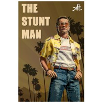 AF Toys 1/6 scale The Stunt Man figure