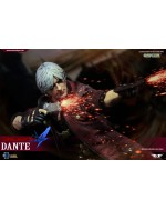 Asmus 1/6 Scale The Devil May Cry series : The DANTE  (DMCiV)  in 2 Versions
