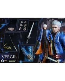 Asmus 1/6 Scale The Devil May Cry series: Vergil (DMCiii)