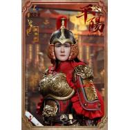 Kong Libg Ge KJ#001B 1/6 Scale Princess Pingyang-Li Xiuning Deluxe version