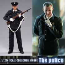Rocktoys RS002 1/12 Scale the Police figure