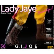 BBK BBK012 1/6 Scale Lady Jaye
