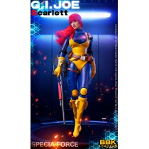 BBK BBK013 1/6 Scale Specia Force Scarlett