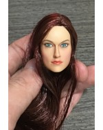 Limited Collectible 1/6 Scale Olivia Female Head Sculpt