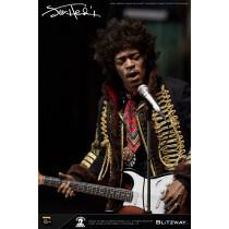 BLITZWAY #BW-UMS 11201 1/6 Scale Jimi Hendrix