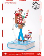 Bliztway 1/12 Scale Where's Wally? : Wally action figure Deluxe version