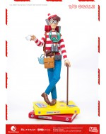 Blitzway 1/6 Scale  Where's Wally? : Wally action figure