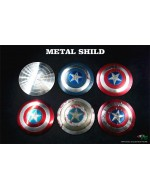 By-Art S5-S8 1/6 Scale Metal Shield in 4 Styles