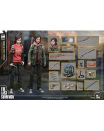 CCTOYS 1/6 Scale The Last Survivor - Elli Set