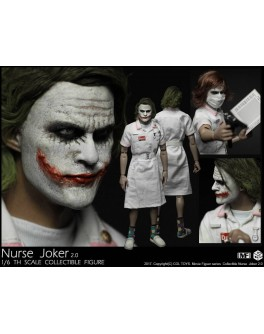 CGL 1/6 Scale MF11 Nurse Joker 2.0 Action Figure