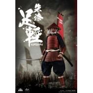 Coomodel 1/12 Scale ASHIGARU (RED & BLACK VERSION)