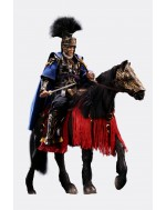 Haoyutoys HH18041 1/6 Scale Imperial Legion-Tyrant Black Gold W/ Horse