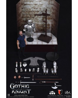 COOMODEL NO.SE013 1/6 Scale Gothic Knight Deluxe Version