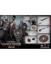COOMODEL NO.SE018 1/6 VIKING VANQUISHER(Die-cast Alloy) —WARL LORD