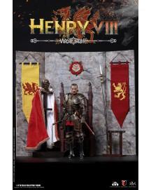 Coomodel SE048 1/6 Scale  HENRY VIII (WOLF HALL VERSION)  DISPLAY SET
