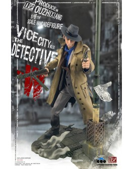 Coomodel VC002 1/6 Scale THE DETECTIVE W (EXCLUSIVE EDITION)