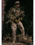 Damtoys 78084 1/6 Scale Operation Red Wings -NAVY SEALS SDV TEAM 1 Corpsman
