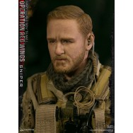 DAMTOYS 78085 1/6 Scale Operation Red Wings NAVY SEALS SDV TEAM 1 Sniper