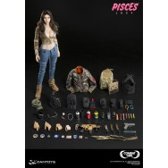 DAMTOYS DCG004 1/6 Scale COMBAT GIRL PISCES LUCY