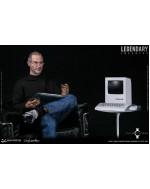 Damtoys–Legendary Inventor © 2017 Sidney Maurer Homage Artwork of Steve Jobs