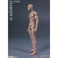 DAMTOYS DPS01 1/12 Figure Body Set