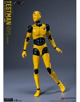 DAMTOYS DPS02 1/12 TESTMAN Figure Body Set