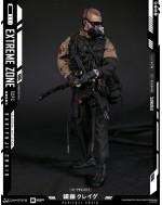 DAMTOYS EBS001 1/6 Scale EXTREMEZONE Samurai SAKIFUJICRAIG
