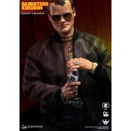 DAMTOYS 1/6 Scale GK015 Gangsters Kingdom Heart 5 Bowen Action Figure