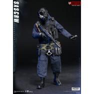 DAMTOYS 1/12 POCKET ELITE SERIES: SAS CRW  Assaulter PES001