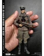 """DAMTOYS 1/12 WWII SS-Panzer-Division """"Das Reich"""" Sturmbannführer"""