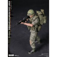 DAM PES004 1/12 Scale ARMY 25th Infantry Division Private