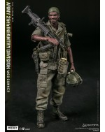 DAM PES010 1/12 Scale ARMY 25th 25th Infantry Division M60 GUNNER