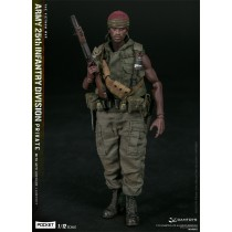 DAM PES011 1/12 Scale ARMY 25th Infantry Division Private
