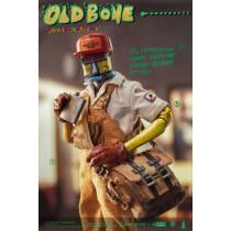 DAMTOYS x COALDOG PES021 1/12 Scale DGS old bone