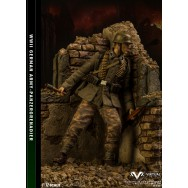 VTS VG001 - 1/12 Scale WWII German Army - Panzergrgrenadier