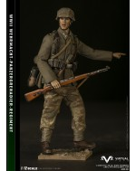 VTS VG002- 1/12 Scale WWII German Army Wehrmacht Panzergrgrenadier Regiment