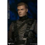 VTS VM037 1/6 Scale Starship Force-Team Leader