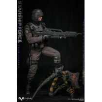 VTS VM037DX 1/6 Scale Starship Force-Team Leader Deluxe Version