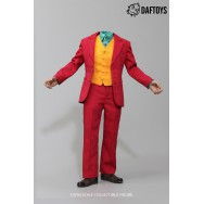 Daftoys F07 1/6 Scale Red Suit Set