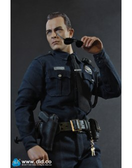 "DID 1/6 Scale MA1009  LAPD Patrol ""Austin"" Action Figure"