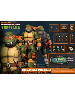 DreamEx 1/6 Scale Ninja Turtle Mikey