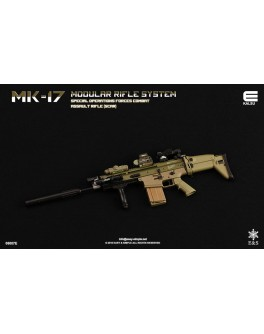 Easy & Simple 1/6 Scale 06007E MK17 Modular Rifle System