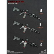 Easy&Simple 06019 1/6 Scale Doom's Day Weapon Set in 3 Styles