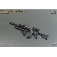 Easy&Simple 06021 1/6 Scale British Special Force Weapon Set