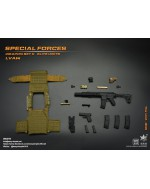 Easy&Simple 06027B 1/6 Scale Special Forces Weapon Set C Elite Units LVAW