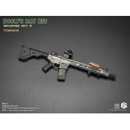 Easy & Simple 06031 1/6 Scale Doom's Day Kit Weapon Set V