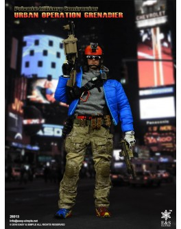 Easy&Simple 26013 1/6 Scale PMC Urban Grenadier