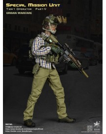 Easy&Simple 26019A  SMU Tier-1 Operator Part IV   Urban Warfare