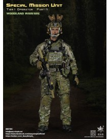 Easy&Simple 26019C Special Mission Unit Tier-1 Operator Woodland Warfare