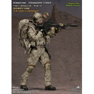Easy&Simple 26021GS 1/6 Scale SMU Security Team Set A